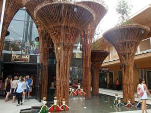 Pavilhão Vietnam (Foto: Marlene Matias)